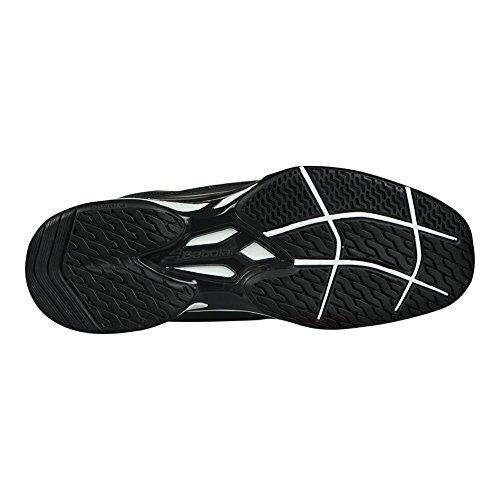 Babolat Chaussures Spécial Tennis Pour Homme Noir Schwarz/Champagner