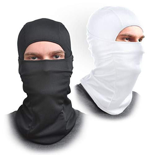 AFA Tooling Balaclava Face Mask [2-pack] One Size Fits All ()