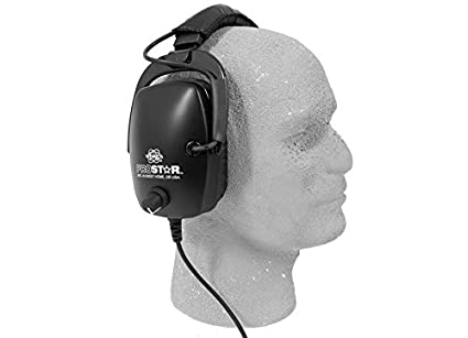 Image Unavailable. Image not available for. Color: Whites ProStar Metal Detector Headphones