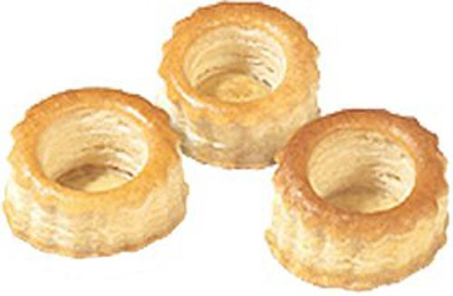 Roland Foods Bouchees, Mini (Pack of 480)