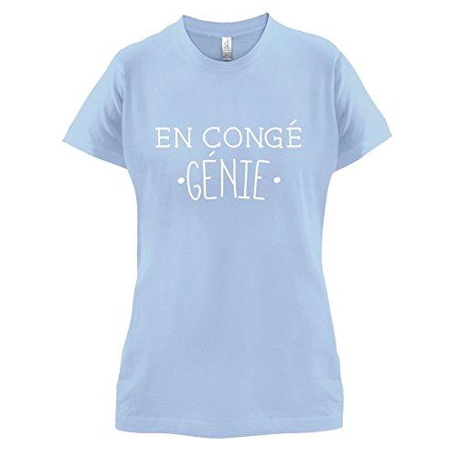 En congé fantasy génie - Femme T-Shirt - Bleu Ciel - XXL