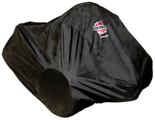 Guardian by Dowco 04583 WeatherAll Plus Indoor/Outdoor Waterproof Motorcycle Cover: Black, Fits All Can-Am Spyder Models (Plus Motorcycle Cover Weatherall)