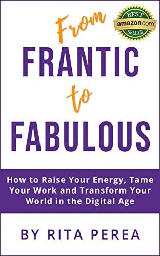 From Frantic to Fabulous: How to Raise Your Energy, Tame Your Work and Transform Your World in the Digital Age