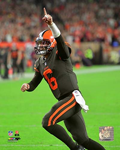 6416d03e82b Image Unavailable. Image not available for. Color: Baker Mayfield Cleveland  Browns ...