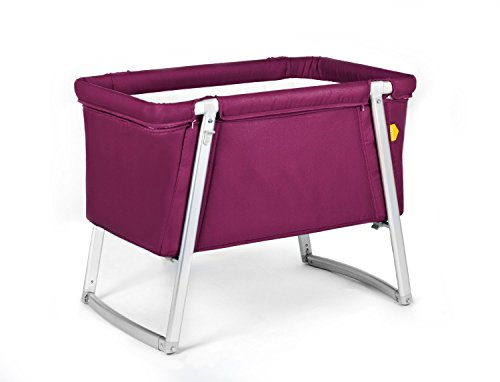 BabyHome Dream Bassinet – Purple