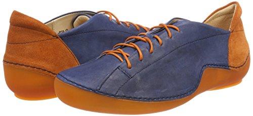 90 kombi Bleu Femme Sneakers Kapsl 282062 Basses Think capri C0w8Rnqx