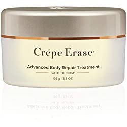 CrÃpe Erase Advanced - Advanced Body Repair Treatment with Trufirm Complex & 9 Super Hydrators - Original Citrus Scent - Introductory Size/3.3 Ounce