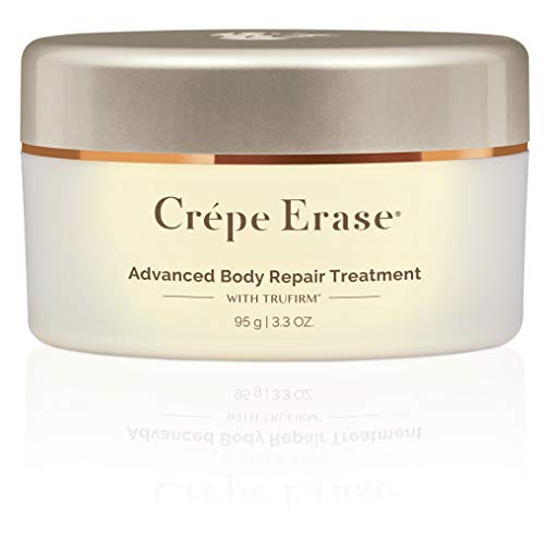 Crépe Erase Advanced - Advanced Body Repair Treatment with Trufirm Complex & 9 Super Hydrators - Original Citrus Scent - Introductory Size/3.3 Ounces ()