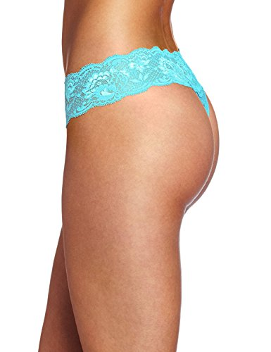 Women's Cutie Lowrider Thong BarbadosOne Size Fits Most Apparel ()