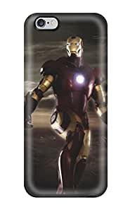 Premium Iron Man Heavy-duty Protection Case For Iphone 6 Plus
