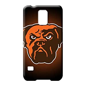 samsung galaxy s5 Shock-dirt Durable High Quality phone case phone carrying covers cleveland browns 1