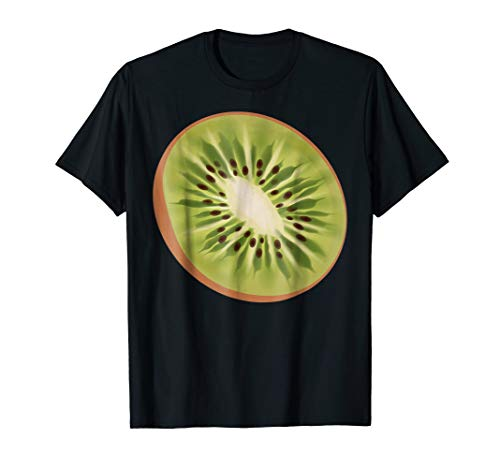 Kiwi Halloween Costume T-Shirt Fruit Salad Men Women -