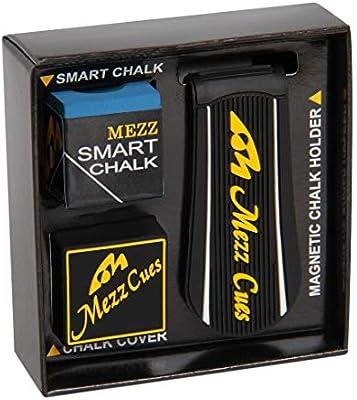 Mezz Smart - Juego de tizas para Tacos de Billar (Incluye Soporte ...