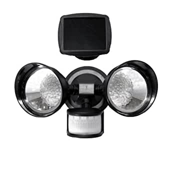 Home Garden High Power 36 LED 525 Lumen Garage 50 Foot Motion Sensor Outdoor