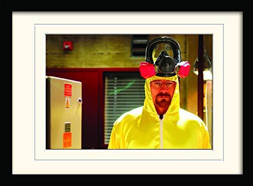 Breaking Bad 30 x 40 cm Traje de montado y impresión ...