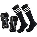 HENCE Soccer shin Guards & Soccer Socks