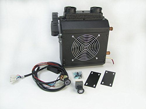 Old Air Products, IP-166HDE - Unversal Compact Heater/Defroster, Electronic Operated ()