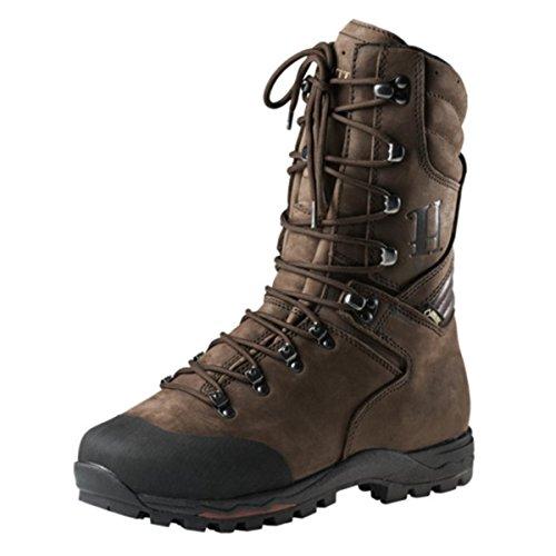 Harkila of Scandinavia , Chaussures de chasse pour homme - marron - Dark Brown/Red, 43