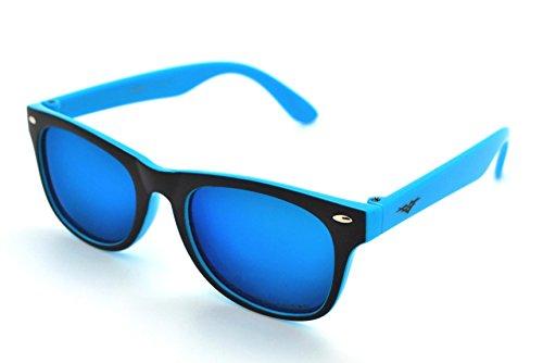 VertX Polarized Wayfarer Sunglasses Microfiber product image