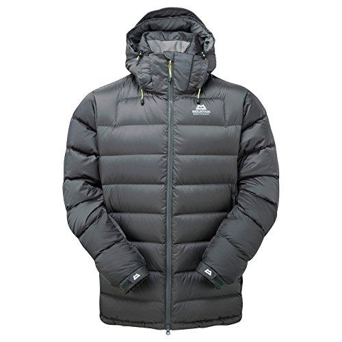 Mountain Equipment Lightline Jacket - Men's-Shadow Grey-Large