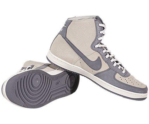 Nike Mujeres Air Force 1 Light High - Vela / Vela-carbón De Leña, 7 B Us