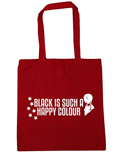 42cm Beach Tote Black Classic litres Is Bag A Gym 10 Such Red HippoWarehouse Colour Shopping Happy x38cm YRwq4PUUzx