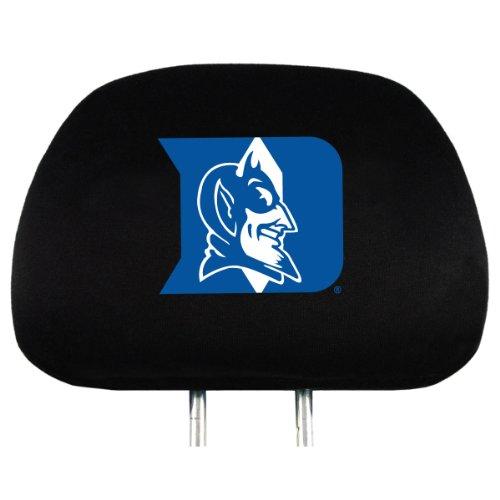 s Head Rest Cover, 2-Pack (Duke Blue Devils Cover)