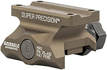 Geissele Automatics Super Precision MRO Series Optic Mount Absolute Co-Witness DDC Scope