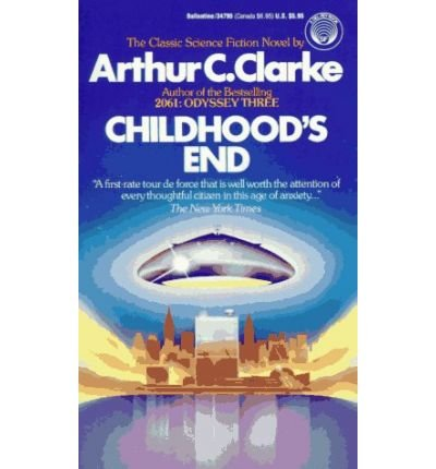 a literary analysis of childhoods end by arthur c clarke A six-hour miniseries, syfy's 'childhood's end' rounds the edges of arthur c clarke's book about visiting aliens and the price of utopia.