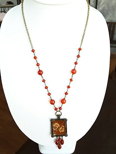 unique-hobo-chic-style-necklace-with-bohemia-locket-pendant-earring-set