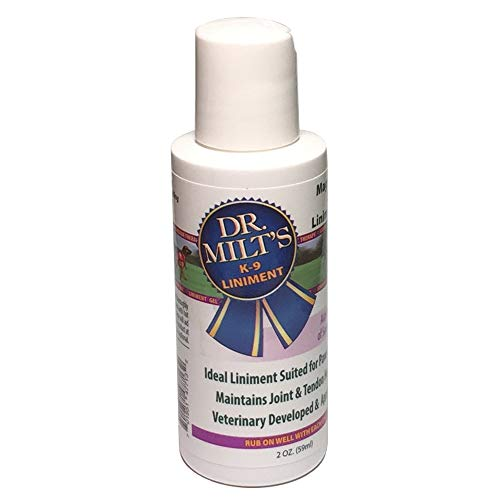 - Dr. Milt's Analgesic Magnesium Sulfate Liniment Gel for Dogs, 2oz