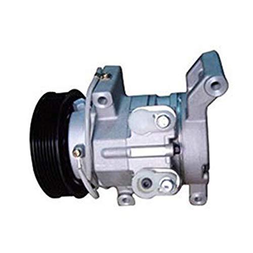 (88320-0K100 883200K100 7PK Air Conditioning Compressor New AC Compressor for Toyota Vigo Innova Hilux 10S11C Air Conditioner Compressor Assy Spare)