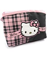 Makeup kit 'Hello Kitty' pink black.