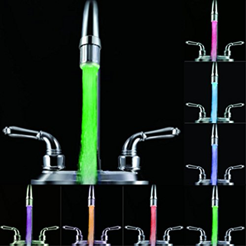 7 color led shower head - 4