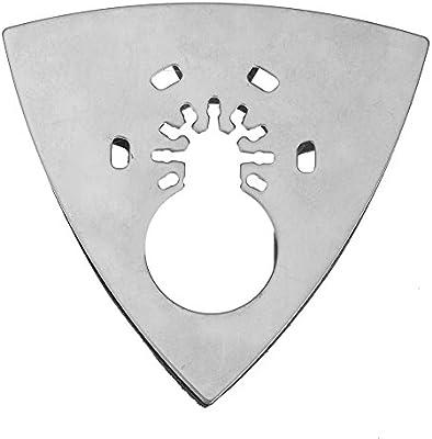 93mm Triangular Polishing Sanding Pad Oscillating Multi Tool Wood Corner Cutting