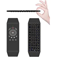 Wireless Air - Mouse Keyboard IR Remote Learning Multifunction For Windows Mac Android Linux