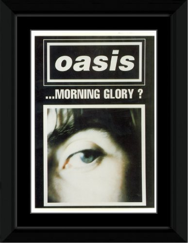 oasis definitely maybe poster - 4