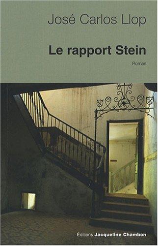 Le rapport Stein por José-Carlos Llop