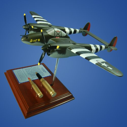 P-38 Lightning Model Airplane - 6