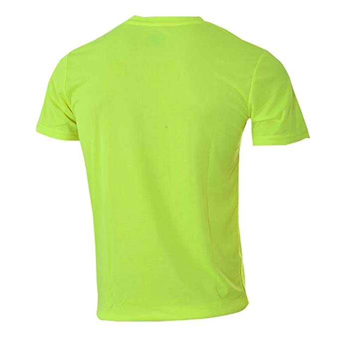 Siux Camiseta Dry Amarillo Fluor Negro: Amazon.es: Deportes y aire ...