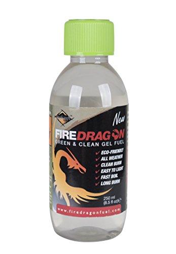 (BCB ADVENTURE Fire Dragon Gel Fuel, 250ml)