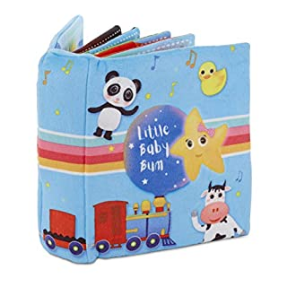 Little Tikes Little Baby Bum Singing Storybook Official Nursery Rhyme Song Soft Book