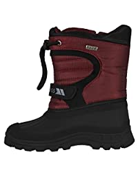 Trespass Kids Unisex Kukun Pull On Winter Snow Boots