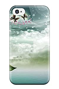 New Diy Design Girl Images Forvector For Iphone 4/4s Cases Comfortable For Lovers And Friends For Christmas Gifts