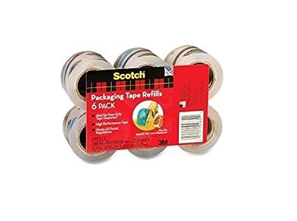 Amazoncom Mmmdp1000rf6 Scotch Refill Rolls For Dp 1000 Easy
