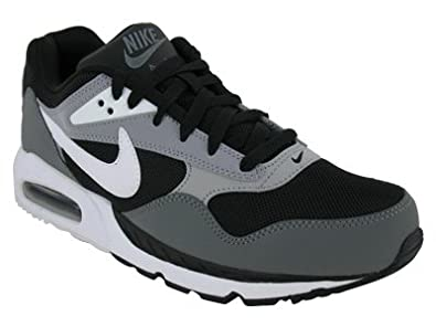Nike Men's Air Max Sunrise Black White Cool Grey Wolf Grey