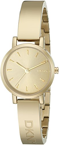 DKNY Women's NY2307 SOHO Gold Watch
