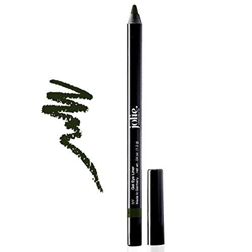 Jolie Gel Eye Liner Pencil ~ Long Lasting Intense Color (Ivy)
