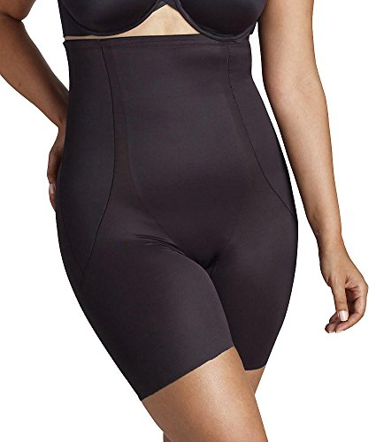 Miraclesuit Back Magic Extra Firm Control High-Waist Slimmer Plus Size, 4X, Nude