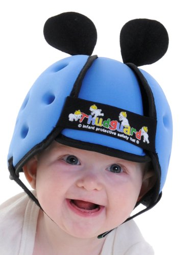 - Thudguard Infant Protective Safety Hat (Blue)